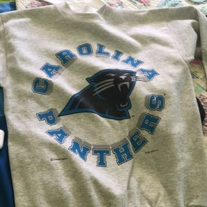 1993 Vintage Carolina Panthers Sweatshirt
